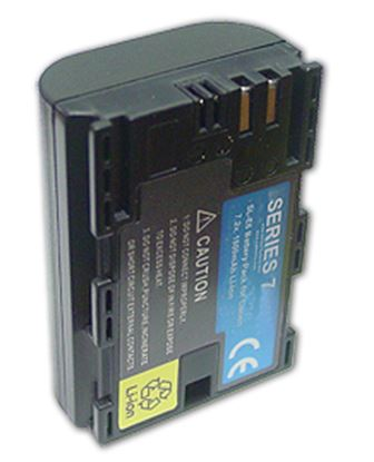 Afbeelding van SL-E6 Series 7 Battery Pack for Canon 5D and 7D