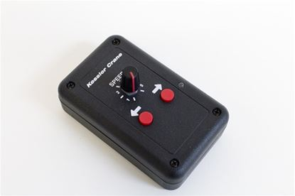 Εικόνα της elektraDRIVE BASIC Controller (speed adjustment only. NOT compatible with Revolution Head)