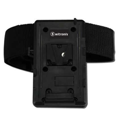 Picture of V-Mount Plate with Belt
